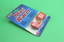 1:64 M.C. MC TOY N° 8449 MINI RACER FORD ESCORT 1.6 i BLISTERATO NEW [RS3-045]
