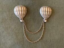 Fabulous Classic 925 Sterling Silver Men's Beautiful Air Balloon Coller Tips
