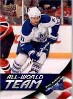 2011-12 Upper Deck All World Team Phil Kessel #AW26