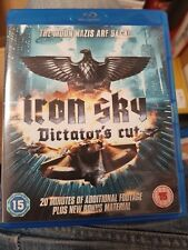 Iron Sky - Dictator's Cut (Blu-ray, 2014)