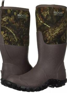 Bogs 72310-973 - Men's - Madras Waterproof Hunting Boots - Mossy Oak