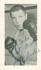 JOEY (IRISH) ARCHER - INSCRIBED PRINTED PHOTOGRAPH SIGNED IN INK