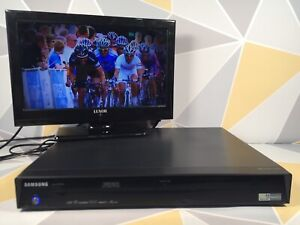 Samsung DVD-SH853M HDD/ DVD Player Recorder 160GB Hard Drive * REPAIRS