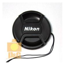 NEW NIKON LENS CAP FOR 49mm LENS / FRONT LENS CAP