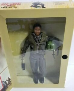 1997 GI Joe Classic Collection 12 Inch US Army Helicopter Pilot African American