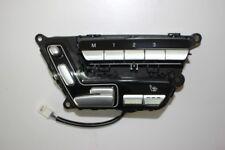 2007 MERCEDES CL500 C216 W216 CL CLASS L-SIDE SEAT ADJUSTMENT SWITCH A2218700458