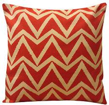 Cotton Blend Round Decorative Cushions