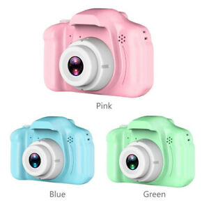 Digital HD 1080P Mini Kids Camera Toys 2.0 Inch Kid Birthday Gift Toys For Child