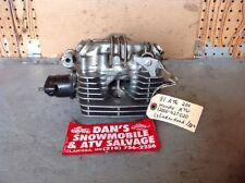 Cylinder Head Honda 81 ATC 200 ATV # 12000-427-020