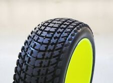 Gomme Tire 1/8 BUGGY SP RACING VELOCIRAPTOR COMPETION XXS incollate SP08700 1cp