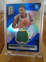 2014-15 PANINI SPECTRA JABARI PARKER RC JERSEY /49 BUCKS !