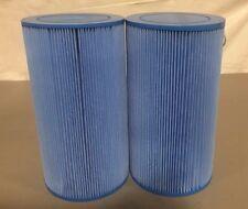 2 PACK filter fit PJW23 Aero Caressa Spa C-5601 FC-1330 MICROBAN JACUZZI UNICEL