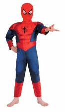 Polyester Unbranded Spider-Man Costumes for Boys