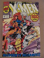 Uncanny X-Men #281 Marvel Comics 9.2 Near Mint-