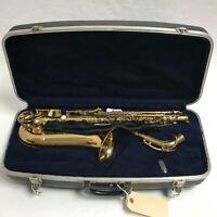 Vintage Conn shooting stars shooting starAlto Saxophone w/ Hard Case& mouthpiece