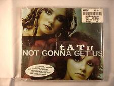 CD Single (B4) - Tatu - Not gonna get us - 9806961