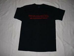 Kid Rock Tour Crew Shirt (lighting) [KidRock28101-0220]