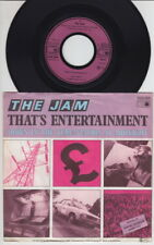 The JAM * That's Entertainment * Germany 45 * 1980 MOD REVIVAL * Paul WELLER *
