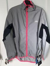 Trespass Women's Lumi Reflective Running Active Jacket - Size S/ 10 - New
