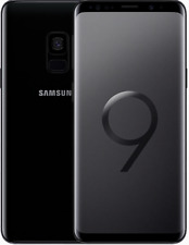 Samsung Galaxy S9 SM-G960F - 64GB - Midnight Black DUAL SIM NEU OVP