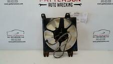 2003 MITSUBISHI ECLIPSE 2.4L CONDENSER ELECTRIC ENGINE COOLING FAN ASSEMBLY A/C