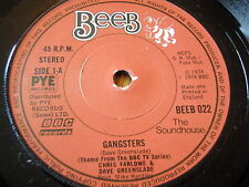 "CHRIS FARLOWE & DAVE GREENSLADE - GANGSTERS     7"" VINYL"