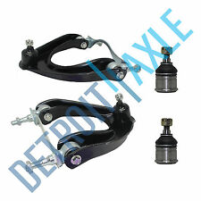 (Both) New Front Upper Control Arms w/Ball Joints 1988 - 1991 Honda Civic CRX