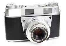 Kodak Retina IIIS III Big S with Schneider Kreuznach Retina Xenar 50mm f/2.8 2.8