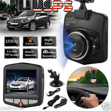 "2.4"" Auto Camera Full HD 1080P Dashcam Recorder Car DVR Vehicle G-Sensor MIC US"