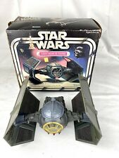 Vintage Star Wars Original Darth Vader Tie Fighter 1978 Kenner