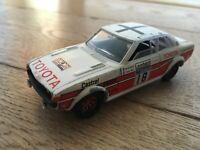 SOLIDO N°1094 03/80 Toyata Celica rallye RAC #18 Therier 1/43 original amélioré