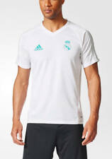 Adidas Trg Jsy Real Madrid Maglietta da Calcio Uomo Bianco L Sport