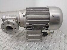 CARPANELLI M63b4 .25HP ELECTRIC MOTOR W/ RMI 28 P SIN M1 GBOX