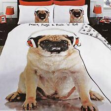 ROCK N ROLL Carlin Couverture et Set Taie d'oreiller chambre LITERIE animal