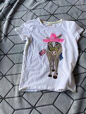 Mini Boden England Donkey T-shirt 9-10