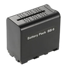 BB-6 Protable Battery Pack 6pcs aa Batteries as NP-F550/750  for LED Video Light