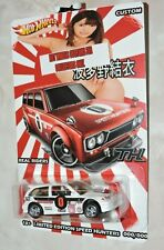 HOT WHEELS CUSTOMS 90 HONDA CIVIC EF SPEED HUNTERS/YUI HATANO REAL REAL RIDE 🔥!