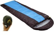 CARIBEE PLASMA LIGHT SMALL TINY COMPACT SLEEPING BAG +5 DEGREES CELCIUS