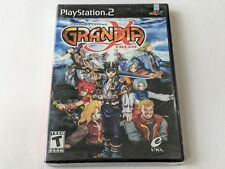 Grandia Xtreme for PlayStation 2 PS2 System **BRAND NEW STILL SEALED**