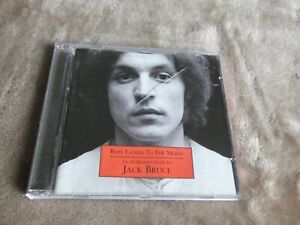 JACK BRUCE ROPE LADDER TO THE MOON CD
