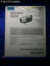 Sony Service Manual DCR TRV24E TRV25E TRV27E Level 2 Digital Video Camera(#5756)