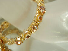 Very Pretty More Modern Rhinestone Stretch Bracelet  2227je
