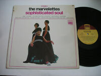 SHIGGIES The Marvelettes Sophisticated Soul 1968 Stereo LP VG+