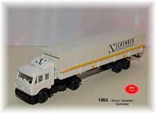 """Roco 1853 Spur N Baureihe 113M/143M Scania Sattelzug """"Schenker Eurocargo"""" #NEU#"""