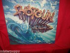 SHOTGUN Kingdom Come LP 1980 ITALY EX+