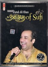 SULTAN OF SUFI - RAHAT FATEH ALI KHAN QAWALI SPECIAL 2 CD SET - FREE POST
