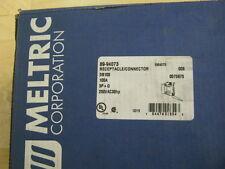 Meltric 89-94073 Receptacle/Connector DB100, 100A, 3P+G, 250VAC 30HP
