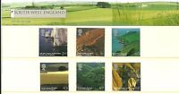GB Presentation Pack 368 South-West England. 2005. 10% OFF FOR ANY 5+