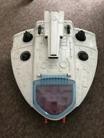 Vintage Bluebird 1986 Manta Force Command Ship