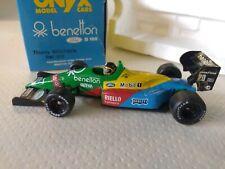 012 Ford Benetton B188 Boutsen Onyx 1/43 Diecast Model Car